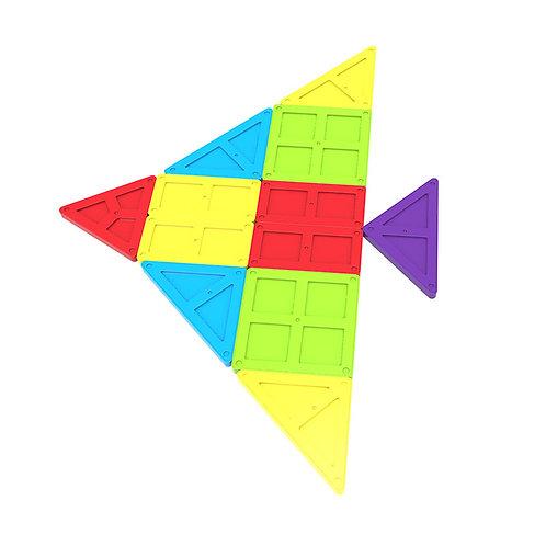 Magnetic Building Blocks STEM Educational Preschool Toys for Children
