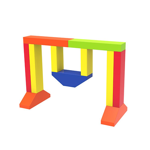 Magnet Building Tiles Building Blocks, Construction Toys for Kids