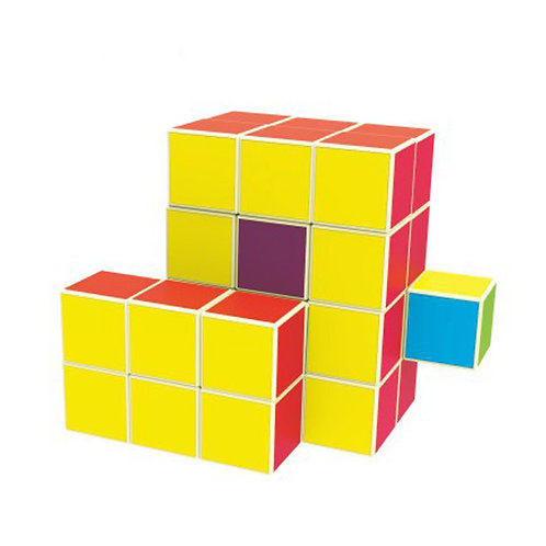 The Original Magnetic Building Cubes for Children Ages 3 Years +
