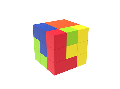 Building Blocks - STEM Creative Educational Toys, Magnets for Kids, Boys/Girls