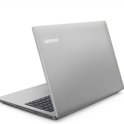 Laptop Lenovo ideapad330 81DE001Y0IN+Backpack