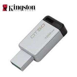 Pendrive Kingston 128GB DT50/128GB