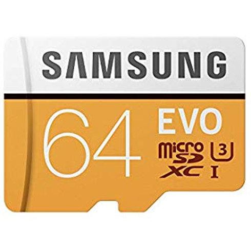 MEMORYCARD SUMSUNG 64GB EVO