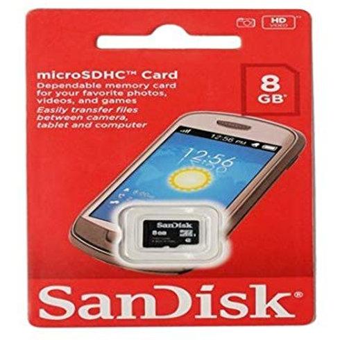 Memory card Sandisk 8GB