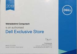 Dell Certificate