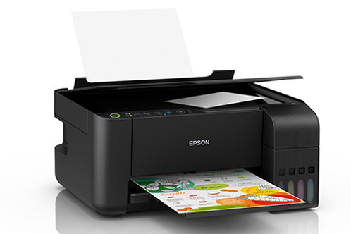 Epson L3150 : Color-Print, Scan, Copy, Wifi