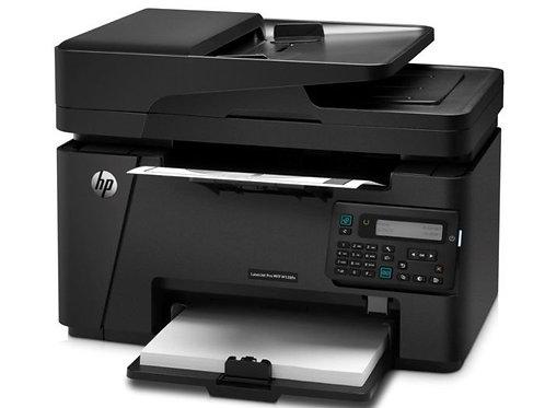 HP M128FW : Print, Scan, Copy, Fax, Wifi