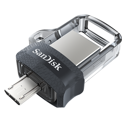 Pendrive Sandisk 64GB Dual Drive m3.0