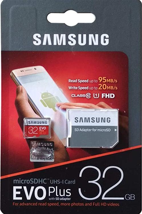 Microsd Samsung 32Gb MB-MC32GA/IN