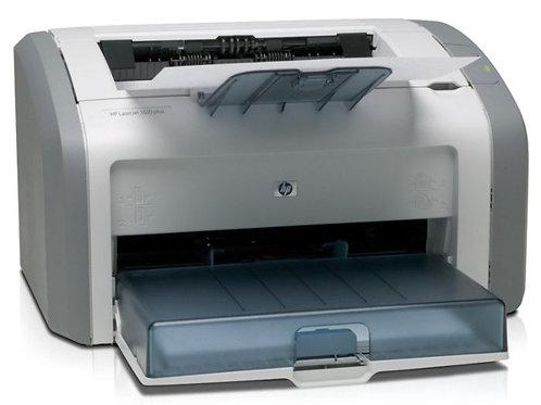HP LaserJet 1020 Plus : Print