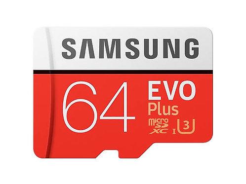 Micro SD card Samsung MB-MC64GA/IN