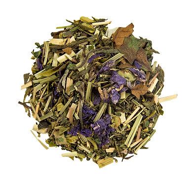 شاي الرشاقة - توليفة الليمون والأعشاب