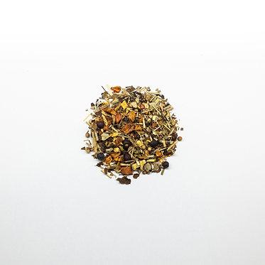 شاي العرعر والليمون الطبيعي