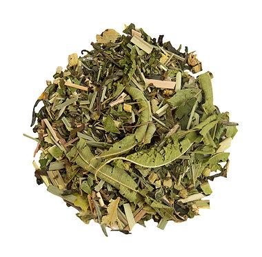 شاي الغروب - توليفة عشبة الليمون والأعشاب