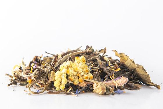 شاي أزهار الكرز العضوي