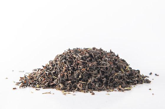 الشاي الأسود العضوي بالنعناع