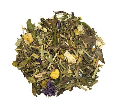 شاي الشروق - توليفة المشمش والليمون والأعشاب