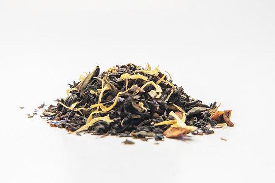 شاي الفاكهة الاستوائية العضوي