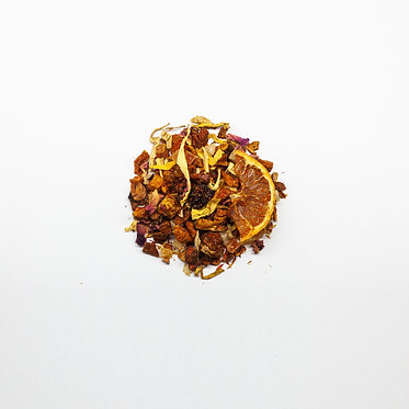 شاي المانجو والمندرين