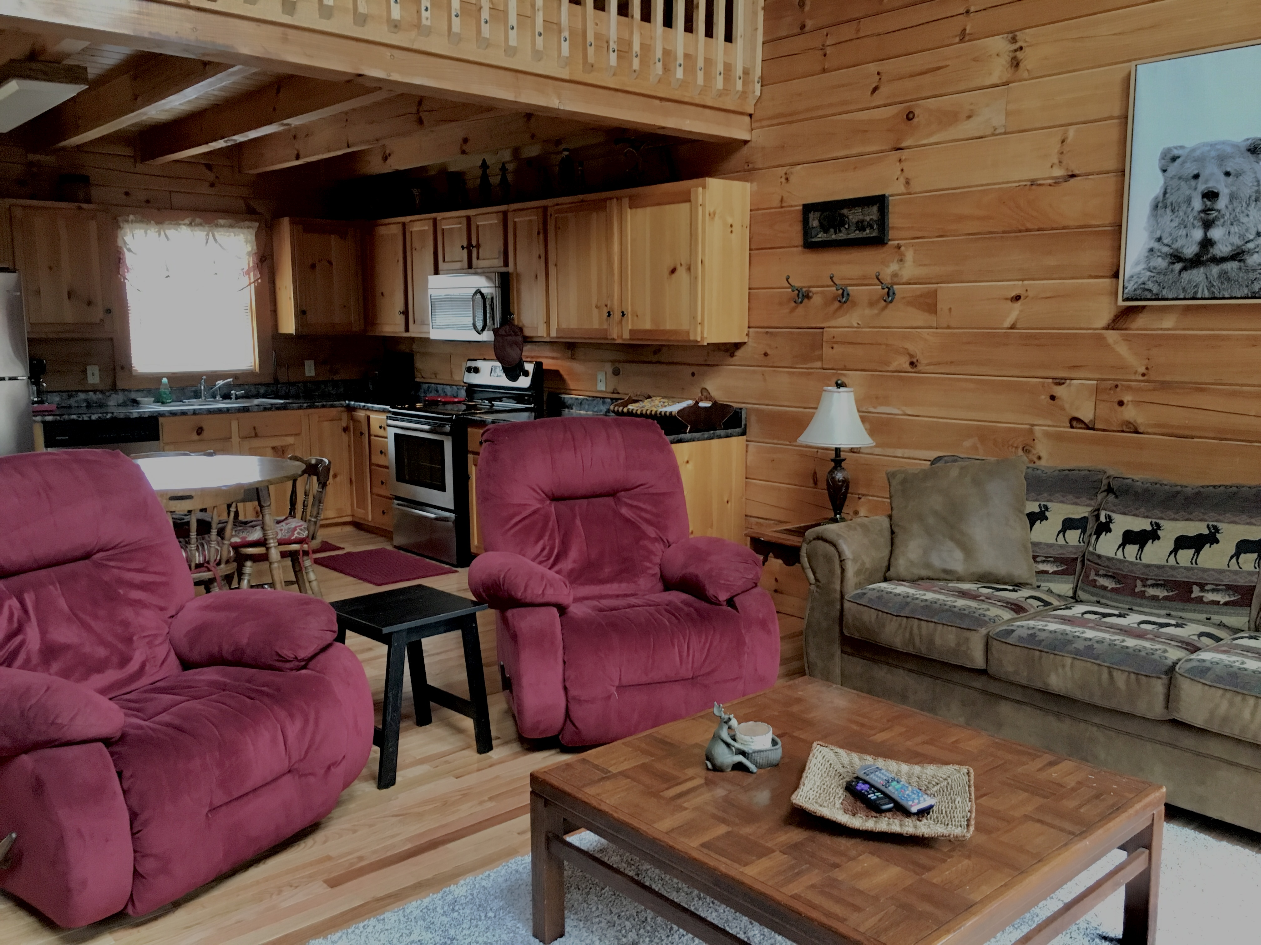 Relaxing Retreat Cabin