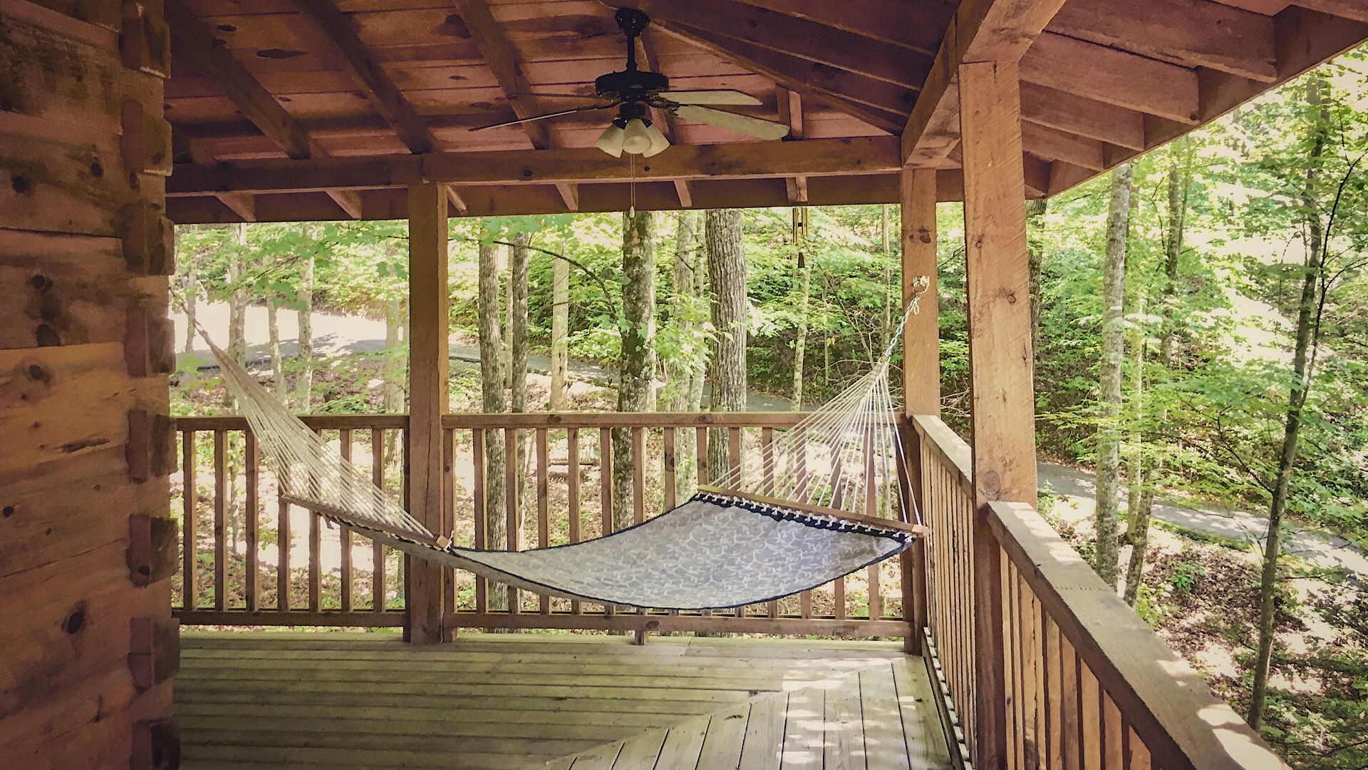 Flying Squirrel Hammock