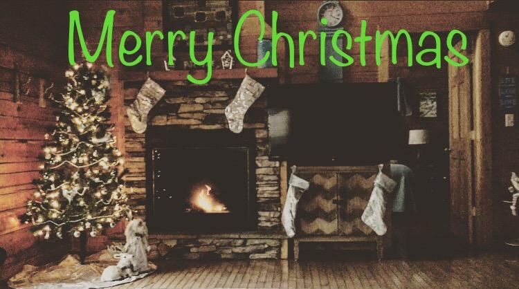 Christmas at Peaceful Paradise