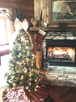 Merry Christmas at Turkey Feathers