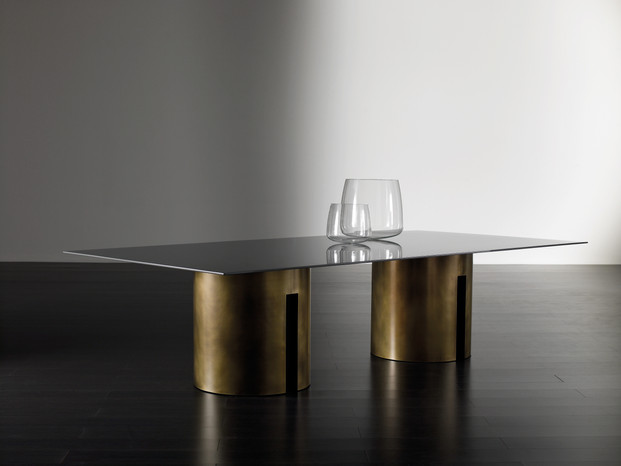 gong tavolo pranzo ottone.jpg