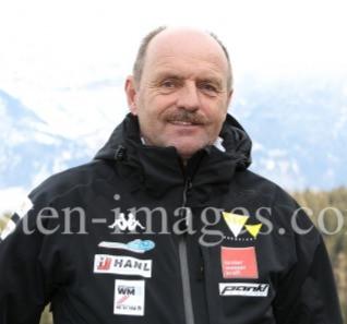 Unser Trainer Franz-Josef Hoffmann