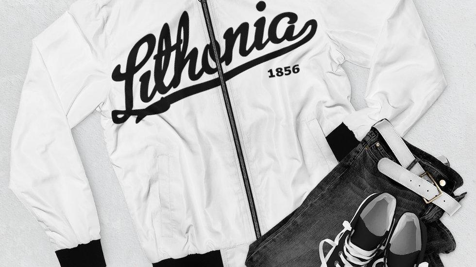 Lithonia 1856 Men's AOP Bomber Jacket