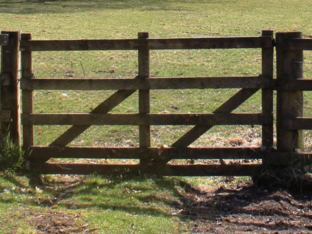 ... The Gate...