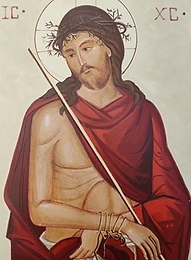 Good Friday Retreat with the Suffering Christ Icon