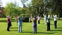 Body Prayer - Capacitar Wellness Practices Taster Session