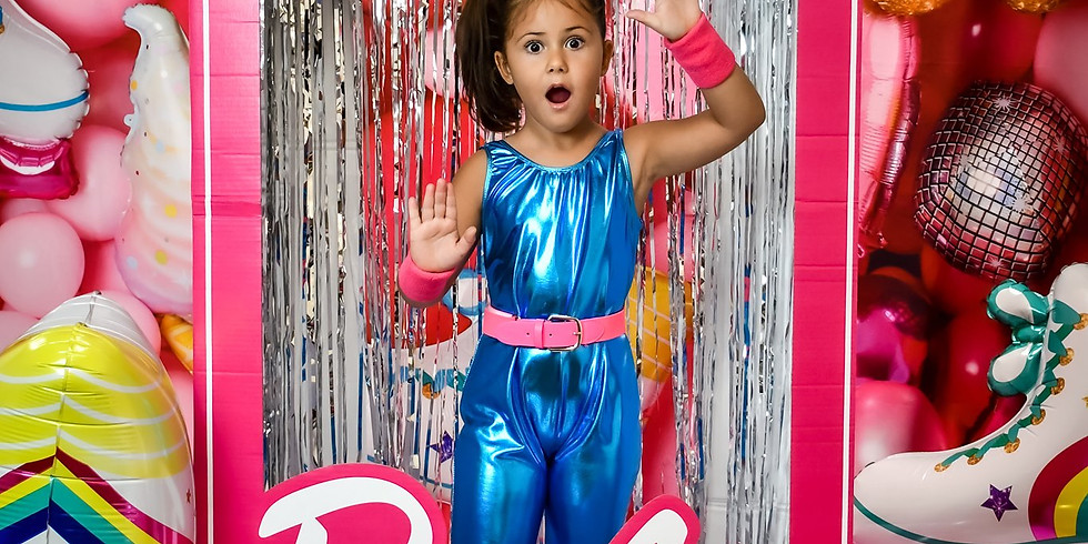 Barbie PhotoShoot $50