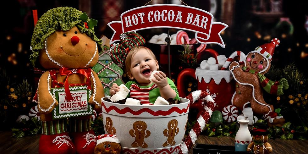 Hot Cocoa Mini - Dry $75