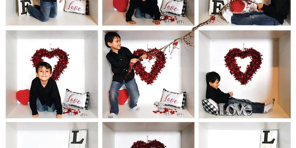 Box Sessions - Valentine's Theme