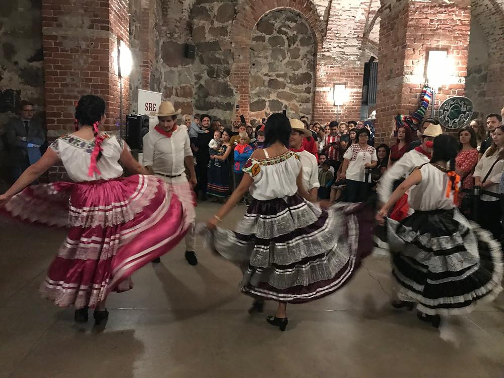 Oaxaca, Dance, México.