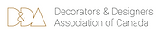 Decorators & Designers Association of Canada logo