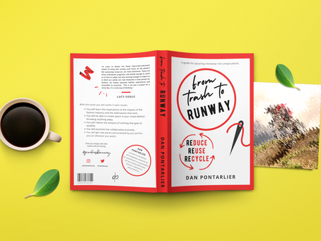From Trash to Runway and from books to trees.