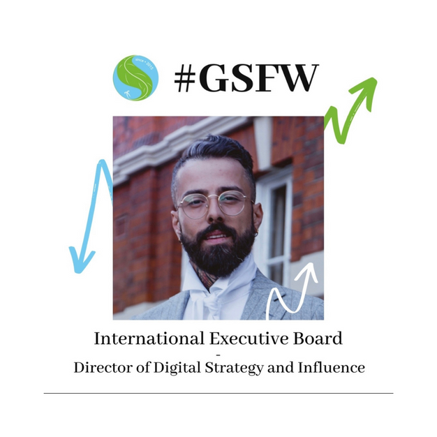 #GSFW - Global Sustainable Fashion Week