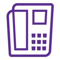 Telefooncentrale-vaste telefonie Icoon.p