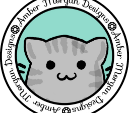 Sticker Review: Amber Morgan Designs