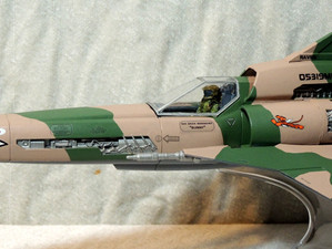 Battlestar Galactica 'Flying Tigers' Model