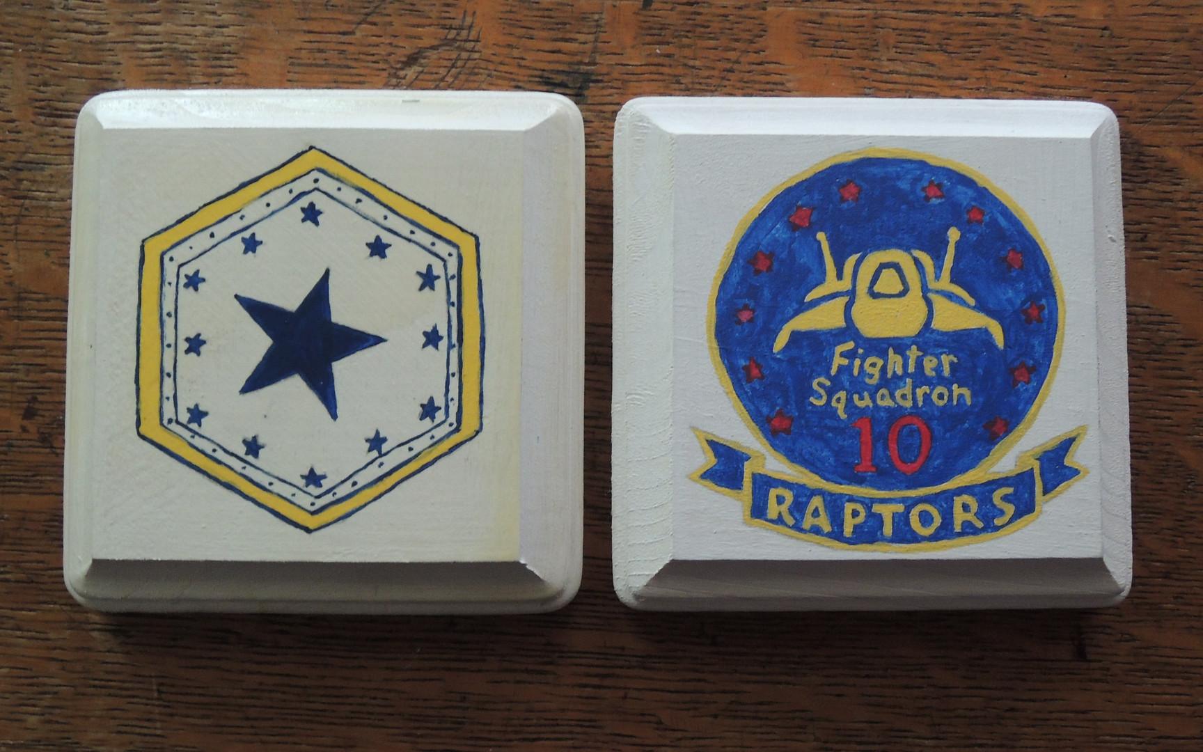 BSG Coasters