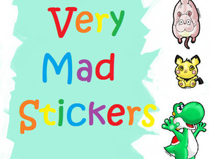 Sticker Review: VeryMadStickers