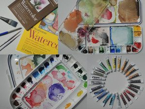 Watercolor: Getting Started