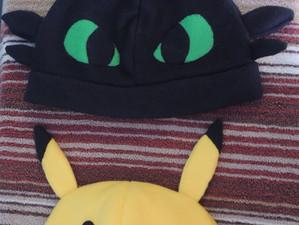 Cute Character Hats