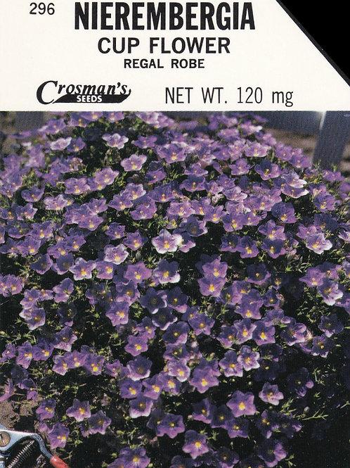 Nierembergia Cup Flower Regal Robe