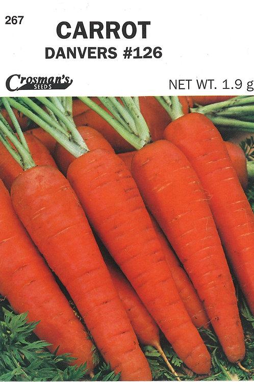 Carrot Danvers #126