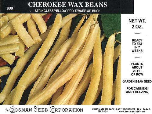 Bean Cherokee Wax